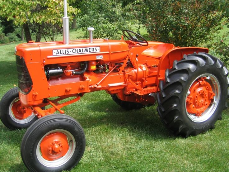 Allis Chalmers tractor for #agriculture and #farming