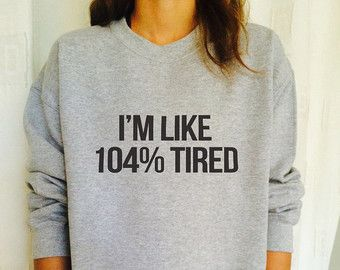 I'd rather be sleeping sweatshirt jumper cool by stupidstyle