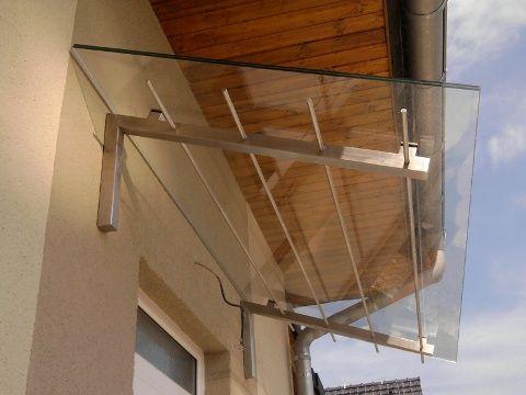 Jak protáhnout střechu nad vchodem? - - Střecha
