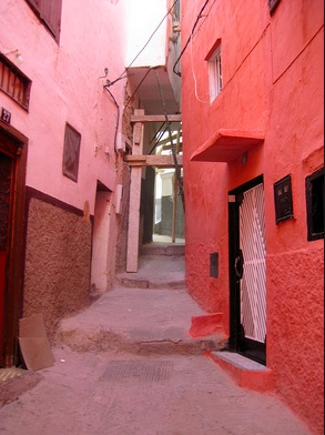 The Medina in Tangier. A unique cultural balance between order and chaos. Colorful, labyrinthine. Another urban vision than we are accustomed to in the West.