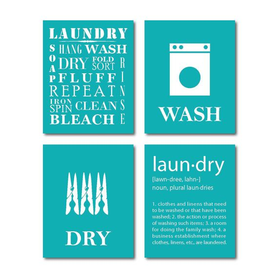 Clothes Wash Signs: 17 Best Ideas About Laundry Symbols On Pinterest