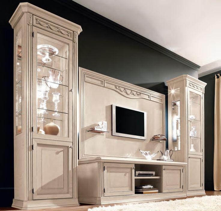 Living Firenze - Eleganta in locuinta ta: 15 piese de mobilier in stilul clasic - Slide 4 din 15. Slideshow pe Kudika