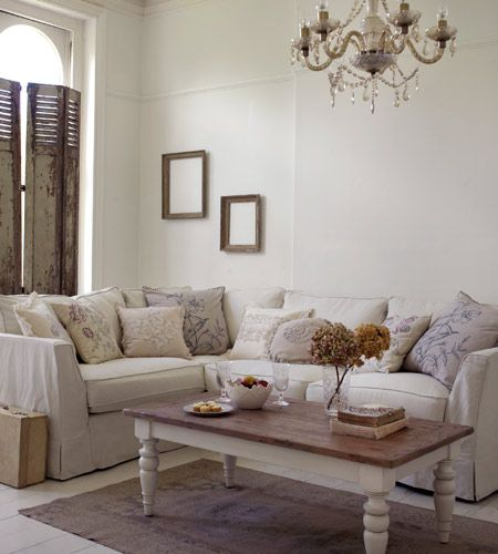 9 Shabby Chic Living Room Ideas To Steal: 17 Best Images About Shabby Living Room On Pinterest
