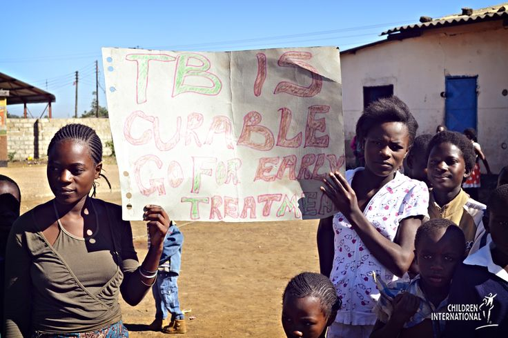 Tuberculosis, a disease that is curable AND preventable, affects more than 9 million people each year, killing more than 1.5 million of them. That makes it the second most deadly infectious disease in the world behind HIV/AIDS. #WorldTBDay