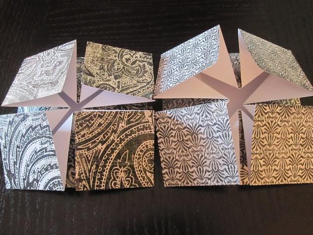 Origami Engagement Invitations | Design: Invitations & Event Material | Pinterest