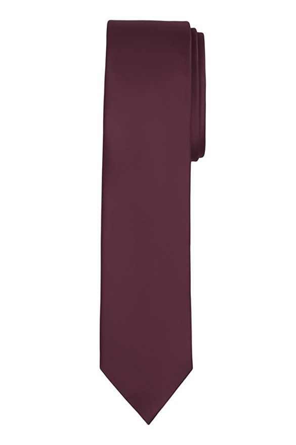 Jacob Alexander Boys Designer Pattern Zipper Necktie