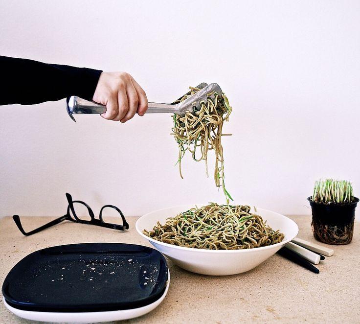 Yksinkertainen alfredo pasta papupasta kerma parmesaani voi - Suusta suuhun | Lily.fi