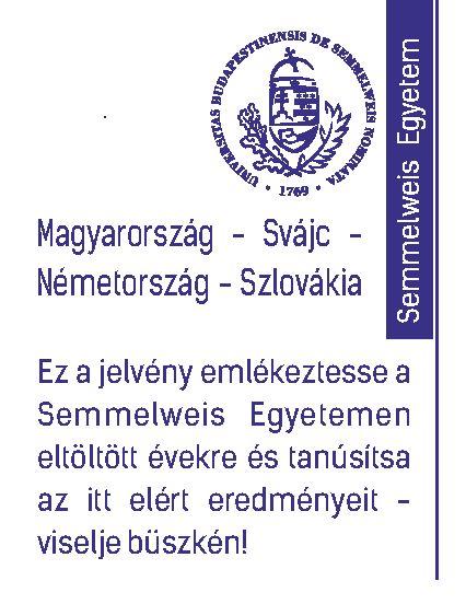 egyetemi kitűző csomagolása - 1. oldal