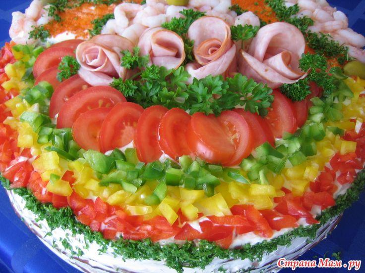 Шведская кухня рыбный торт смергос