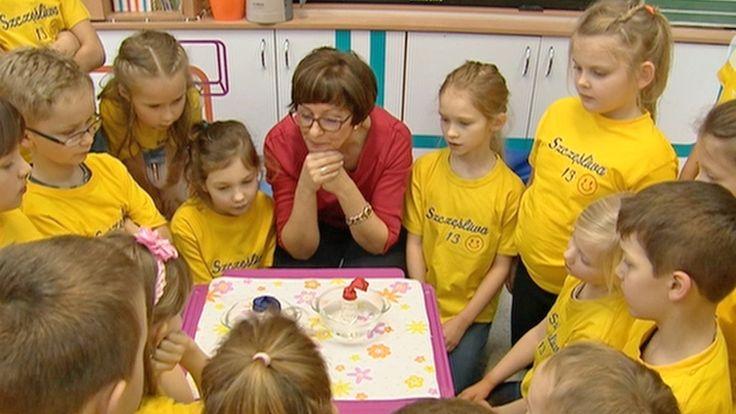 Polka może zostać najlepszą nauczycielką świata - TVN24
