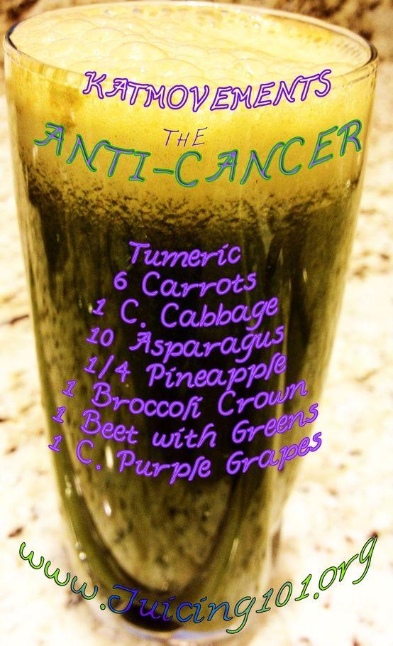 Anti Cancer Juice.