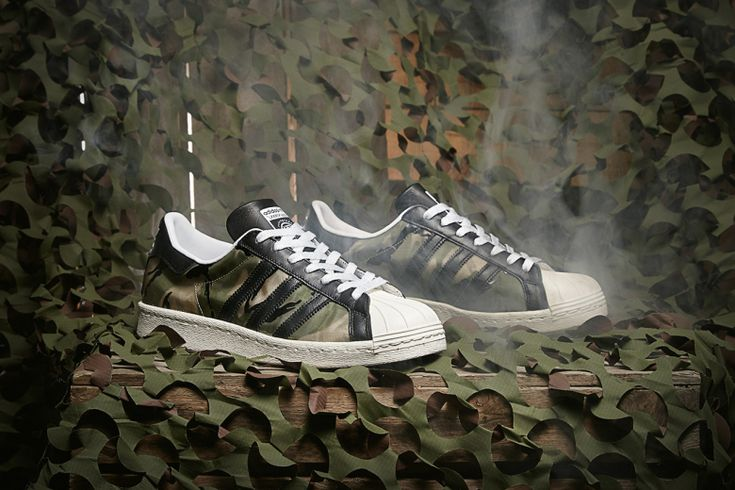 Premium Superstar '80s Trainers by Topshop for Cheap Adidas Originals