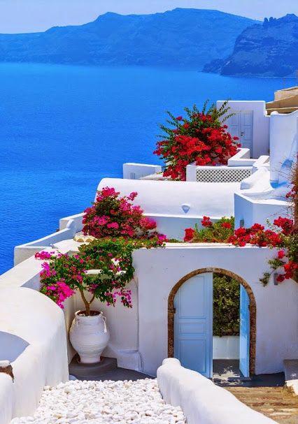 Santorini-Greece!