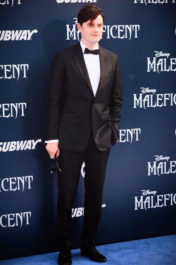 Sam Riley in Ermenegildo Zegna Couture - World Premiere Of Disney's 'Maleficent' http://www.whats-he-wearing.com/2014/05/sam-riley-in-ermenegildo-zegna-couture-disney-maleficient-world-premiere-hollywood.html