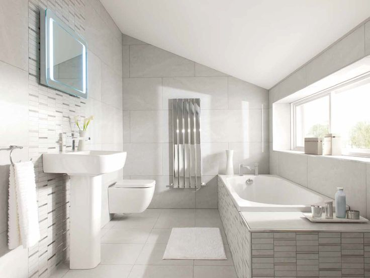 With An Awkwardly Shaped Bathroom Like This It Can Be Tough To Figure Out What Design