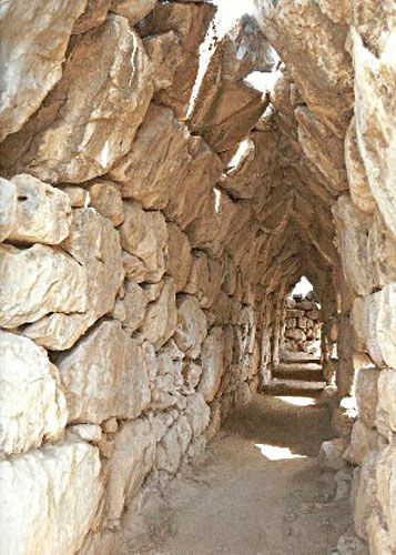 Archaeological site of Tiryns