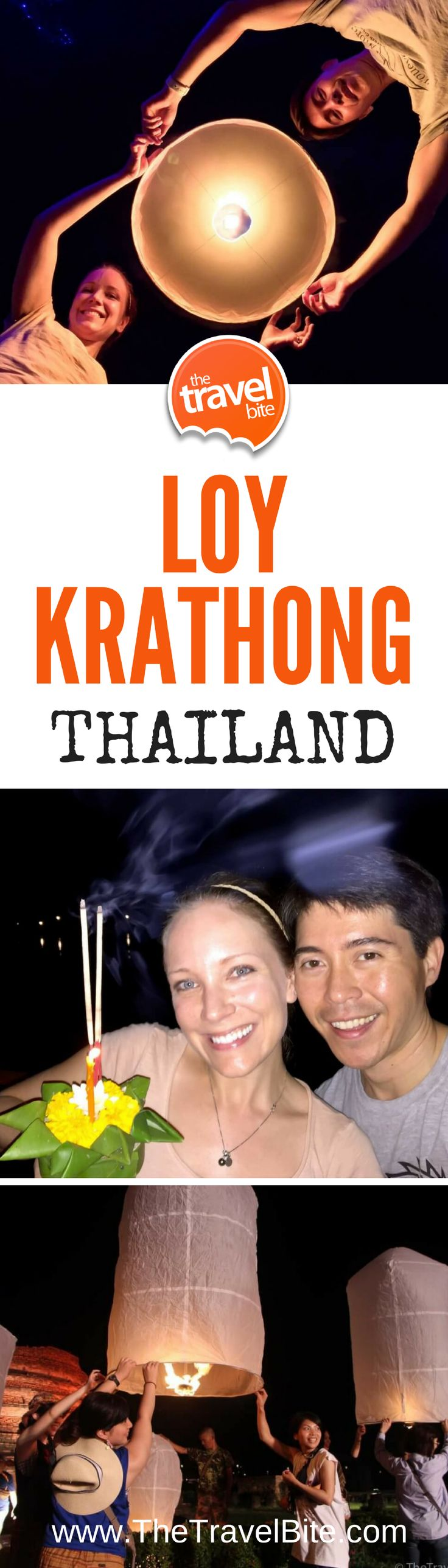 Autumn is a great time of year to visit Thailand as the tropical weather is a bit more mild and there's a sense of magic in the air with two local festivals:  Loy Krathong and Yi Peng.
