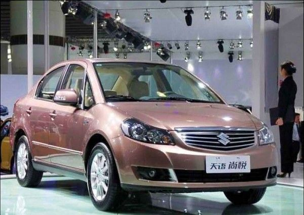 Maruti Suzuki SX4 facelifted expected in the upcoming fiscal year 2013