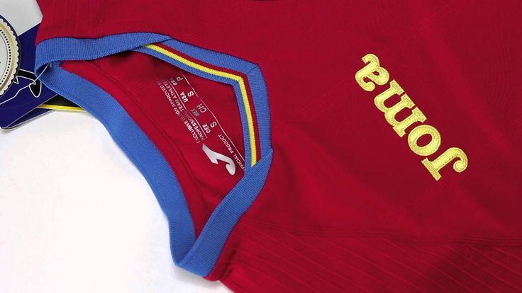 Romania away jersey 2015/17 review https://youtu.be/EQexcCF4Rsk