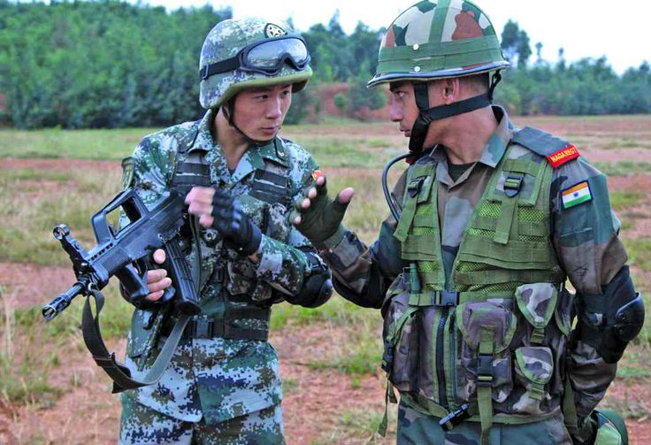 Indo-China Skirmish: Avoid Confrontation