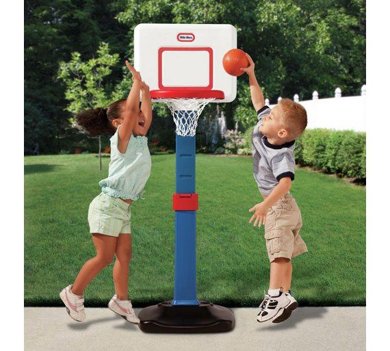 Buy Little Tikes Easy Score Basketball Set at Argos.co.uk, visit Argos.co.uk to shop online for Children's basketball, Ball games, Outdoor toys, Toys