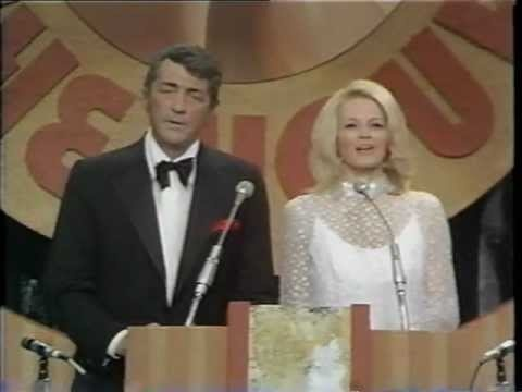 Dean Martin Celebrity Roast ~ Angie Dickinson 1977 - YouTube
