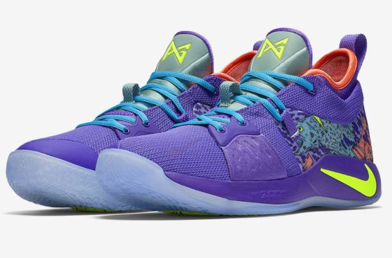 b58c5a7956b2 Official Images  Nike PG 2 Mamba Mentality Paul George s signature Nike PG 2  is releasing