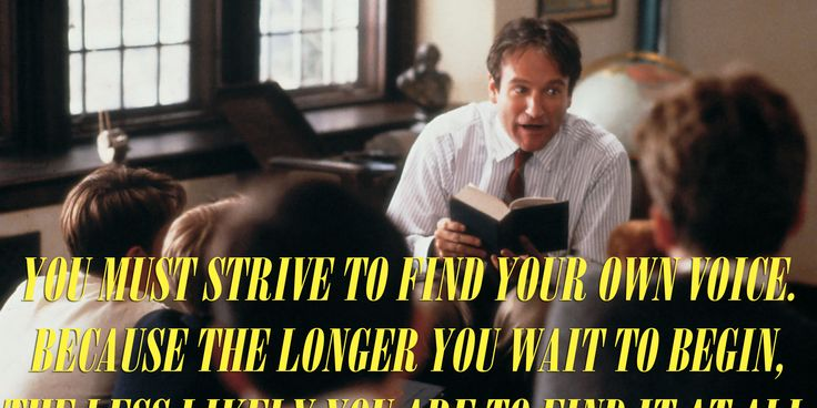 10 of Robin Williams' Most Touching, Memorable Movie Lines -Cosmopolitan.com