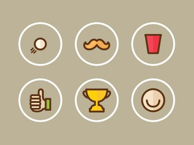 A Beer Pong Game For Movember