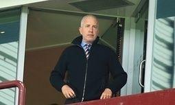 Aston Villa owner Randy Lerner appoints Steve Hollis new chairman