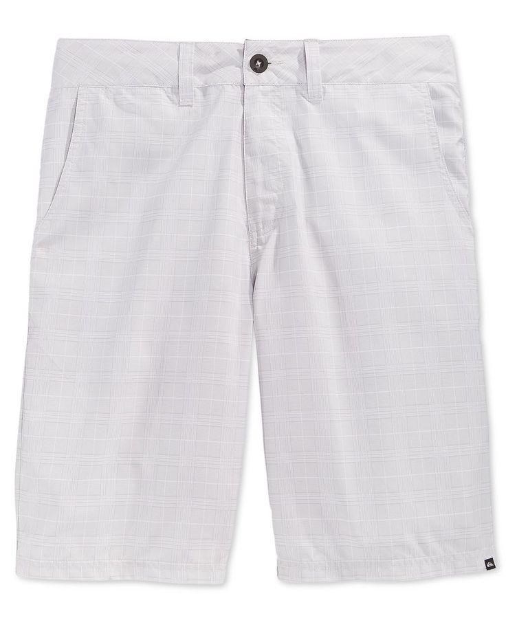 Quiksilver Men's Camo Shorts