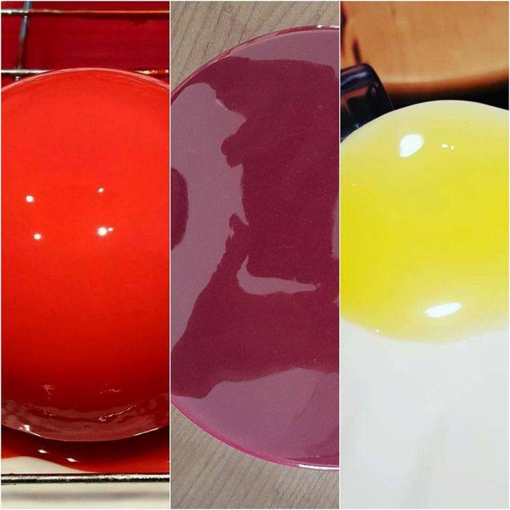 Recette du glaçage miroir Bellouet version fluide pour un meilleur rendu.