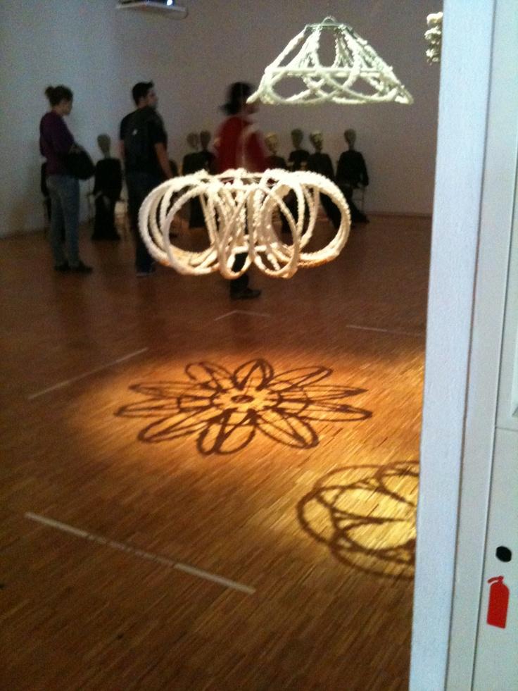 art installation, paris