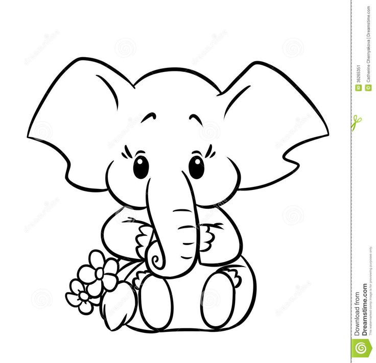The 25 Best Cartoon Elephant Ideas On Pinterest