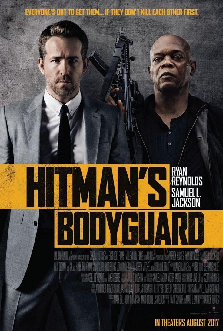 M.A.A.C.   –  RYAN REYNOLDS & SAMUEL L. JACKSON Stars In THE HITMAN'S BODYGUARD. UPDATE: Trailer