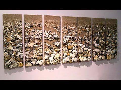 Камни и камушки в интерьере,любопытные идеи