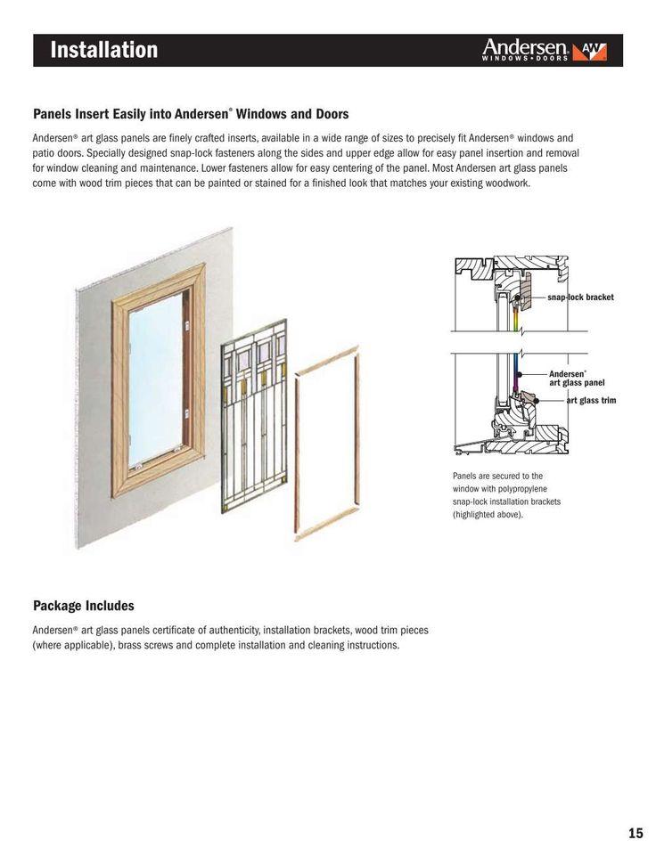 17 best images about artglass on pinterest glass design for Andersen windows art glass