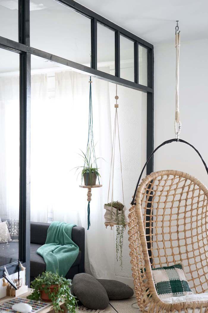 17 meilleures id es propos de cloison suspendue sur pinterest spot salle de bain salle de - Cloison coulissante suspendue une tendance dans la deco interieure ...