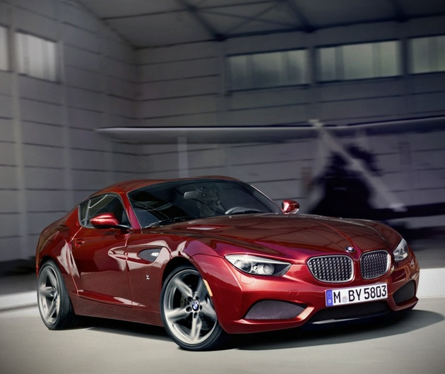 Bmw Zagato Coupe Cars I Like Pinterest Coupe Bmw