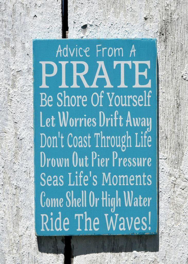 Mermaid Beach Signs, Advice From A Mermaid Wall Art Custom Wood Beach Decor  Ocean Wood Sign Girls Nautical Nursery Bedroom Bathroom Plaque   The Sign  Shoppe ...