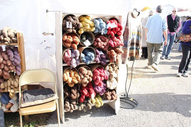32 Things You'll Find At A Sheep And Wool Festival