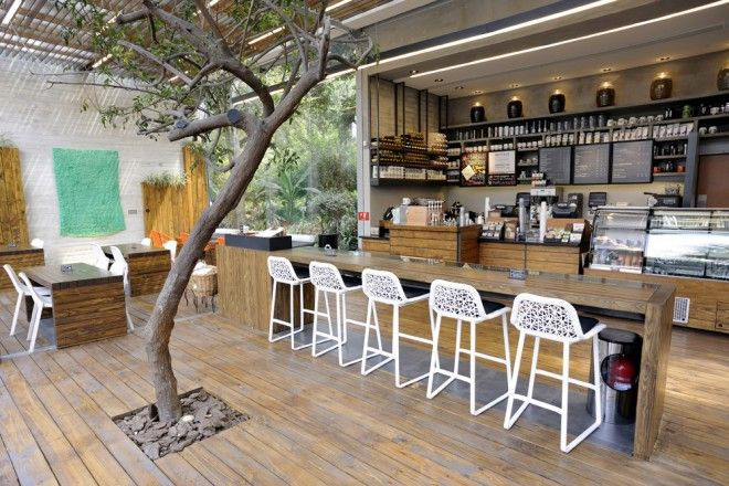 With Stunning New Stores, Starbucks Has a New Design Strategy: Act Local   Wired Design   Wired.com
