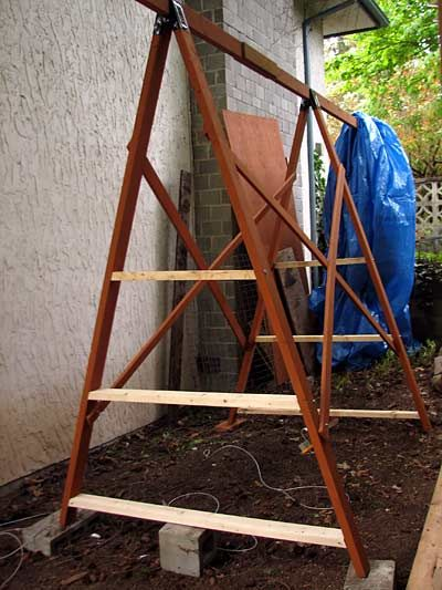 42 best images about kayak storage on pinterest canoe or for Canoe storage shed