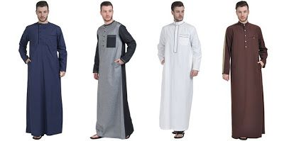 EastEssence- Online Islamic Store: Dishdasha Remains Ever Popular in Men's Jubba