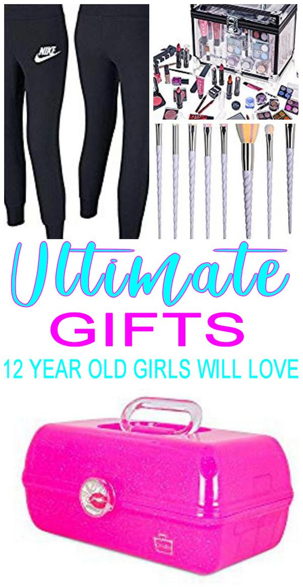 Amazing Gift Ideas For 12 Year Old Girls Popular And Trendy Presents With Love On Their 12th Birthday Christmas Or Any Holiday Can Also Be Good