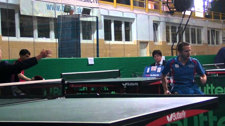 Para Table Tennis_LIN Yen-Hung VS SAVANT-AIRA Nicolas (720p HD)