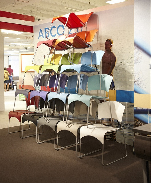 ABCO2.0 Gil Chair By ABCO 2.0, Via Flickr · Office ChairsOffice ...