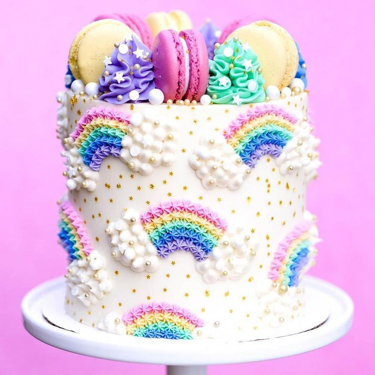 Cakes that are almost as special as your special day
