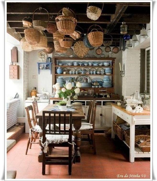 58 fantastiche immagini in Cucine Creative su Pinterest | Cottage ...