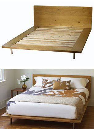 find this pin and more on diy by trey12t - Low Wood Bed Frame